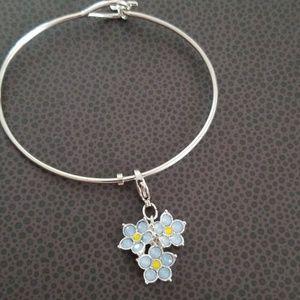 Origami Owl bangle bracelet